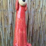 Large červený