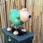 Piggy zelený